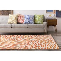 Hand Tufted Telford Wool Area Rug - 8' x 10'