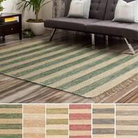 Clay Alder Home Acosta Hand-woven Jute Area Rug (8' x 10')