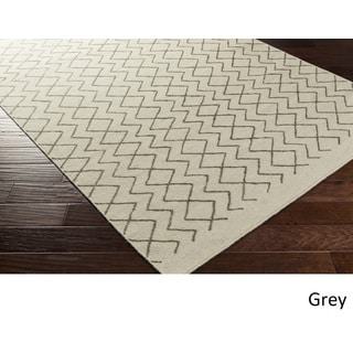 Belgian Made Jessica Lattice Work Area Rug 2 X 3