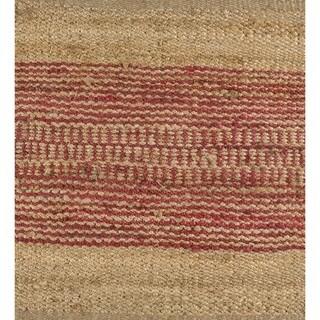 Hand Woven Sandbach Jute/Cotton Rug (4' x 6')