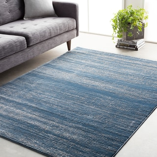 Cole Distressed Contemporary Rug (2'3 x 7'10)