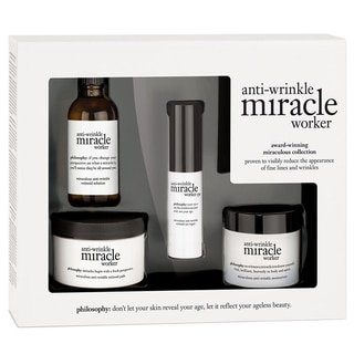 Philosophy Ultimate Anti-Wrinkle Miracle Worker 4-piece Set