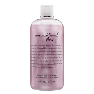 Philosophy Unconditional Love Shampoo, Bath, and Shower Gel