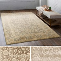 Hand Tufted Rochefort Wool Area Rug (9' x 13')