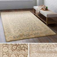 Hand Tufted Rochefort Wool Area Rug - 9' x 13'