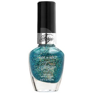 Wet n' Wild Fergie Nail Color Mermaid Curves (Pack of 2)