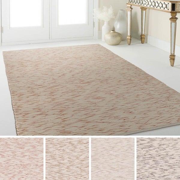 Porch & Den Cameron Hand-woven Cotton Area Rug