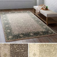 Hand Tufted Rochford Wool Area Rug - 8' x 10'