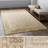 Hand Tufted Rochefort Wool Area Rug