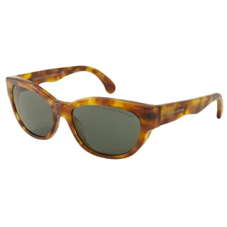 Ralph Lauren RL8101 Women's Rectangular Sunglasses