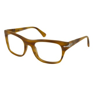 Persol Womens PO3070V Rectangular Reading Glasses