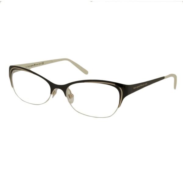 e6c6838ec9c Shop Kate Spade Womens Chloris Cat-Eye Reading Glasses - Free ...