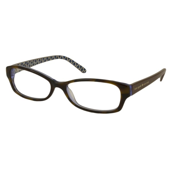Kate Spade Sheba Eyeglass Frames : Kate Spade Womens Sheba Rectangular Reading Glasses - Free ...