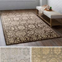 Hand Tufted Rodez Wool Area Rug - 4' x 6'