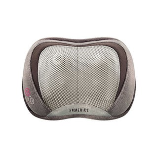 HoMedics3D Shiatsu Vibration Massage Pillow with Heat