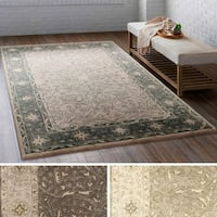 Hand Tufted Rochford Wool Area Rug - 5' x 7'6""