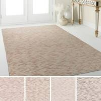 Hand Woven Salcombe Cotton Area Rug