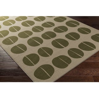 Machine Made Tickhill Nylon Rug (5' x 8')