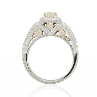 Suzy Levian 14K Two-Tone Gold Yellow Diamond Designer Ring|https://ak1.ostkcdn.com/images/products/11065791/P18075904.jpg?_ostk_perf_=percv&impolicy=medium