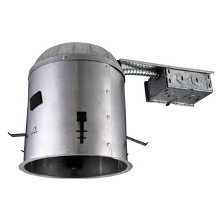 Elegant Lighting Elitco 6-Inch Line Voltage Remodel IC Airtight LED Housing