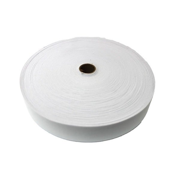"""Elastic Knitted 1//4 /"""" inch White 288Yards //Roll ~Free Shipping"""