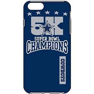 Forever Collectibles Dallas Cowboys Super Bowl iPhone 6/6s case