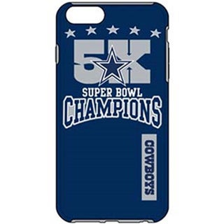 Forever Collectibles Dallas Cowboys Super Bowl iPhone 6/6s case