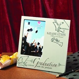 Graduation 'Follow Your Dreams' Photo Frame