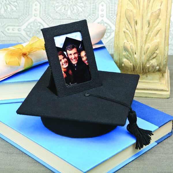 Graduation Photo Frame and Cap Box