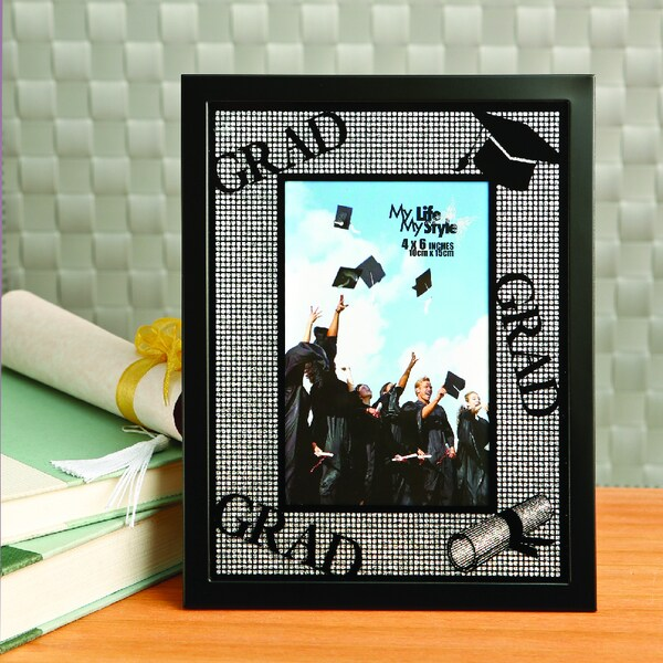 Graduation Bling Photo Frame