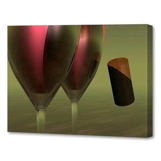 Menaul Fine Art's 'New World Wine' by Scott J. Menaul