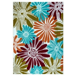 Rizzy Home Glendale Collection GD5909 Accent Rug (3'3 x 5'3)