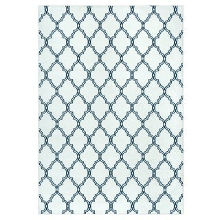 "Rizzy Home Glendale Collection GD5953 Accent Rug - 5'3"" x 7'7"""