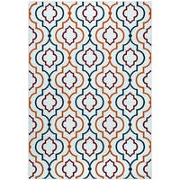"""Rizzy Home Glendale Collection GD5947/48 Accent Rug (5'3 x 7'7) - 3'3"""" x 5'3"""""""