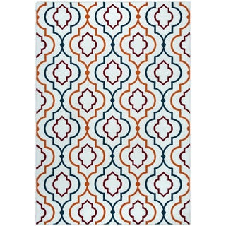 """Rizzy Home Glendale Collection GD5947/48 Accent Rug (5'3 x 7'7) - 3'3"""" x 5'3"""" (2 options available)"""