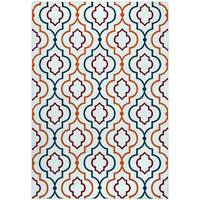 Rizzy Home Glendale Collection GD5947/48 Accent Rug (6'7 x 9'6) - 6'7 x 9'6
