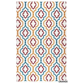 Rizzy Home Glendale Collection GD5947/48 Accent Rug (6'7 x 9'6)