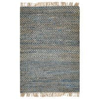 Rizzy Home Ellington Collection EG9638 Area Rug - 5' x 8'