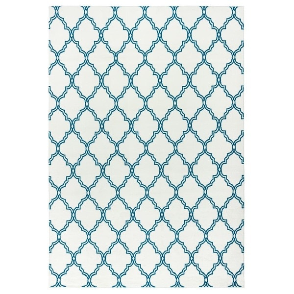 Rizzy Home Glendale Collection GD5953 Accent Rug - 2'3 x 4'
