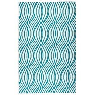 """Link to Rizzy Home Glendale Collection GD5950 Accent Rug (7'10 x 10'10) - 7'10"""" x 10'10"""" Similar Items in Transitional Rugs"""