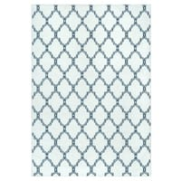 "Rizzy Home Glendale Collection GD5953 Accent Rug - 7'9"" x 10'10"""