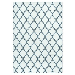 Rizzy Home Glendale Collection GD5953 Accent Rug - 7'10 x 10'10