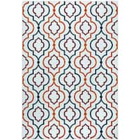 Rizzy Home Glendale Collection GD5947/48 Accent Rug - 7'10 x 10'10