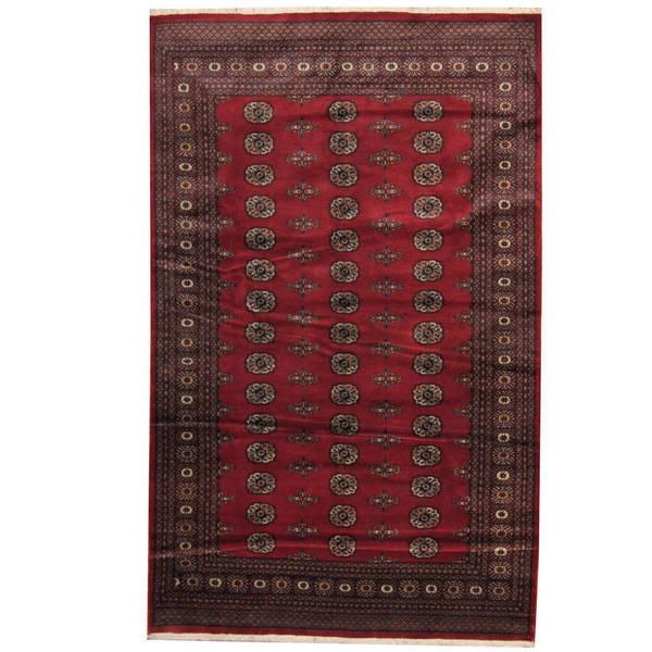 Shop Handmade Herat Oriental Pakistani Prince Bokhara Wool