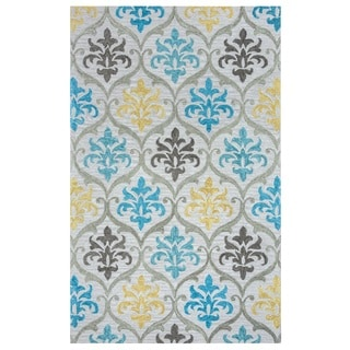 Rizzy Home Lancaster Collection LS9573 Area Rug (8' x 10')