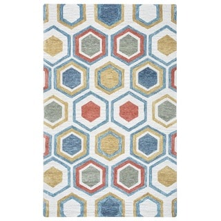 Plymouth Collection LS9575 Area Rug (8' x 10') - 8' x 10'
