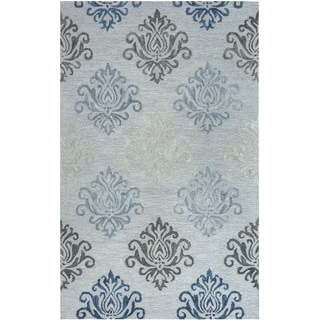 Rizzy Home Lancaster Collection LS9563/66 Area Rug (8' x 10')