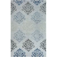 Rizzy Home Lancaster Collection LS9563/66 Area Rug (8' x 10') - 8' x 10'