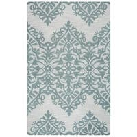 Rizzy Home Lunicca Collection LI9514 Area Rug - 5' x 8'
