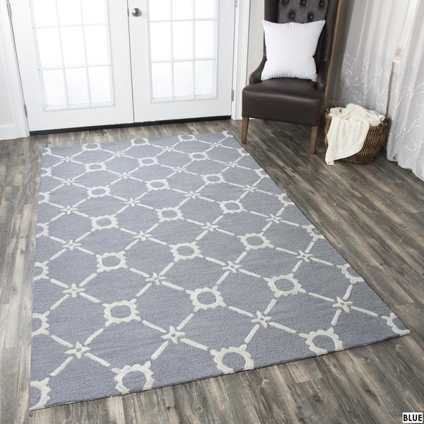 Shop Rizzy Home Lunicca Collection Li9483 Li9515 Area Rug